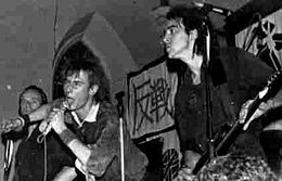Crass - banda anarco-punk inglesa