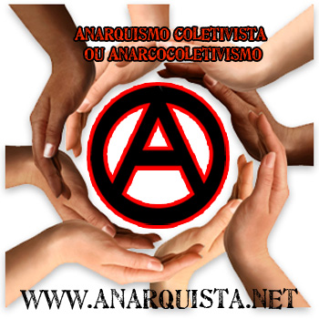Anarquismo coletivista ou AnarcoColetivismo - Vertentes do Anarquismo