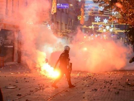 Terrorismo de Estado na Turquia