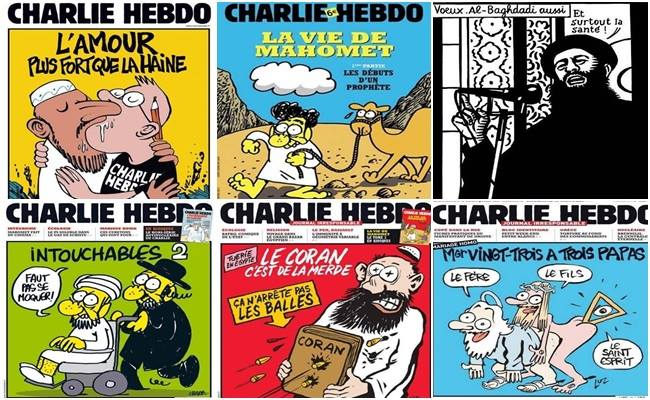 Charlie-Hebdo-As-6-charges-mais-polemicas